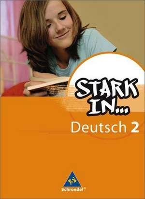 Stark in Deutsch 2. Das Sprachlesebuch. Schuelerband. Sonderschule
