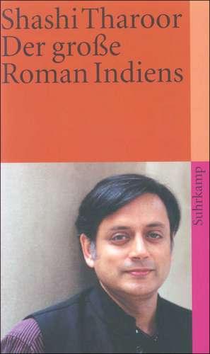 Der grosse Roman Indiens