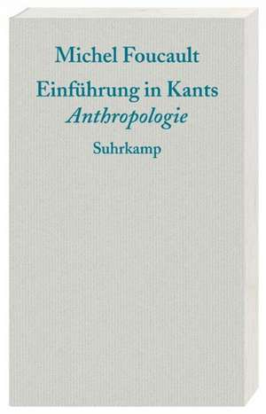 Einfuehrung in Kants Anthropologie