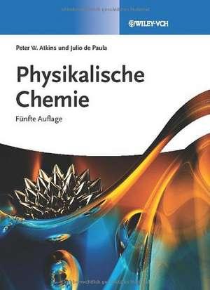 Physikalische Chemie de Peter W. Atkins