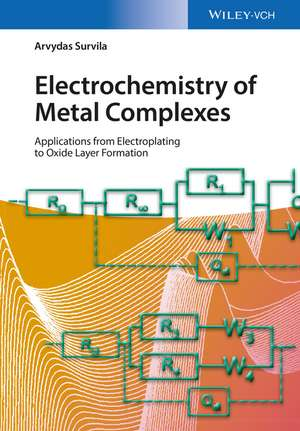 Electrochemistry of Metal Complexes