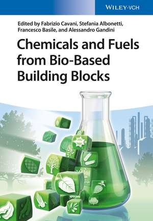 Chemicals and Fuels from Bio–Based Building Blocks