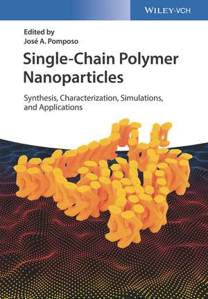 Single–Chain Polymer Nanoparticles