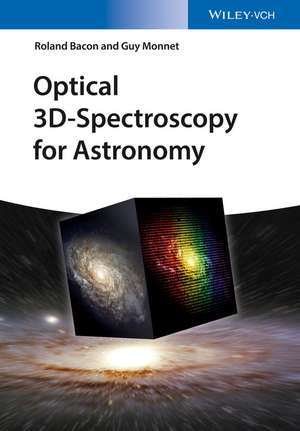 Optical 3D–Spectroscopy for Astronomy