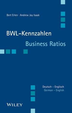 BWL-Kennzahlen Deutsch - Englisch