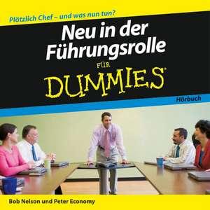 Neu in der Führungsrolle für Dummies Hörbuch de Marshall Loeb