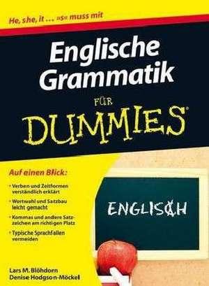 Englische Grammatik für Dummies