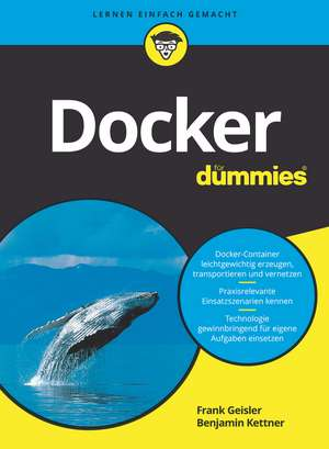 Docker für Dummies de Frank Geisler