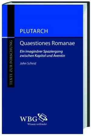 Roemische Fragen