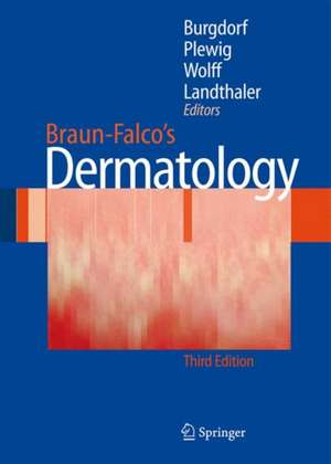 Braun-Falco´s Dermatology