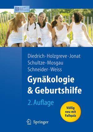 Gynäkologie und Geburtshilfe de Klaus Diedrich