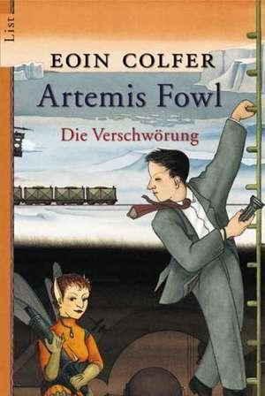 Artemis Fowl. Die Verschwoerung