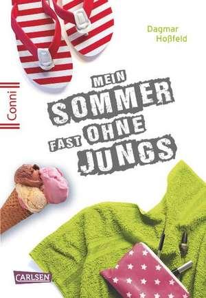 Conni 15, Band 2: Mein Sommer fast ohne Jungs de Dagmar Hoßfeld