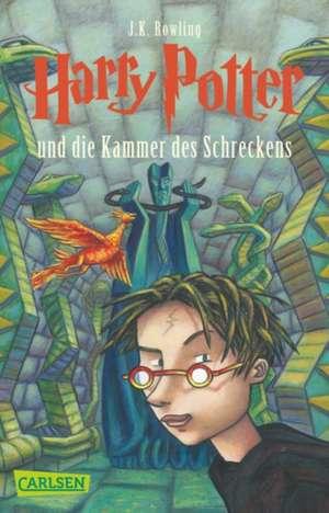Harry Potter und die Kammer des Schreckens de J. K. Rowling