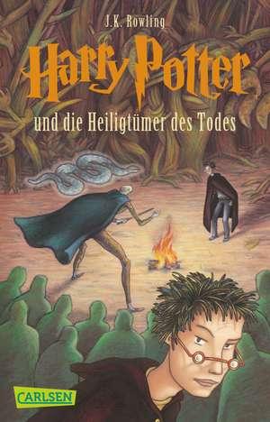 Harry Potter 7 und die Heiligtümer des Todes de J. K. Rowling