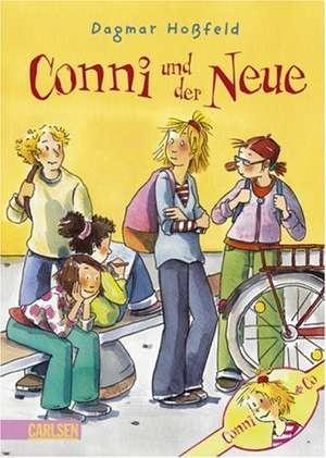 Conni & Co 02: Conni und der Neue de Dagmar Hoßfeld