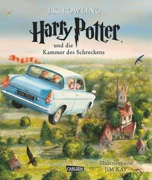Harry Potter 2 und die Kammer des Schreckens. Schmuckausgabe de J. K. Rowling