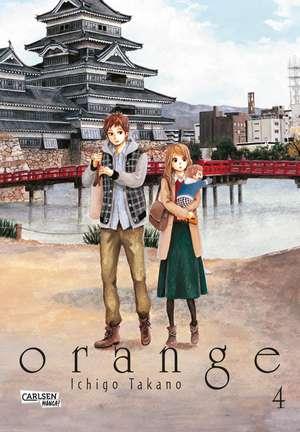 Orange 4 de Ichigo Takano