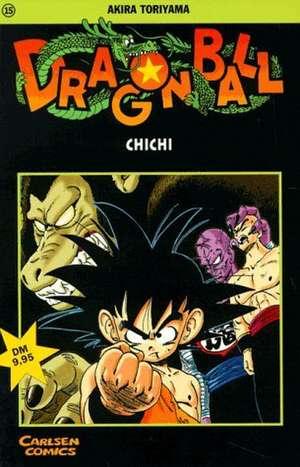 Dragon Ball 15. Chichi