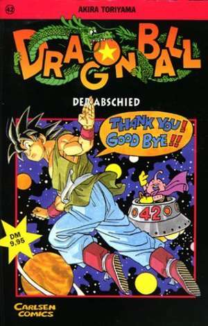 Dragon Ball 42. Der Abschied