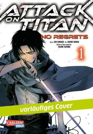 Attack on Titan - No Regrets 1