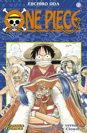 One Piece 02. Ruffy versus Buggy, der Clown