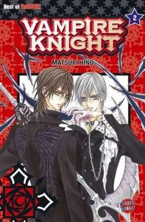 Vampire Knight 02 de Matsuri Hino