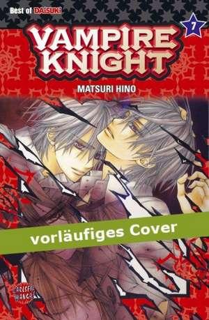 Vampire Knight 07 de Matsuri Hino
