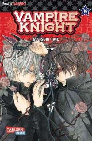 Vampire Knight 16 de Matsuri Hino