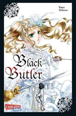 Black Butler 13 de Yana Toboso