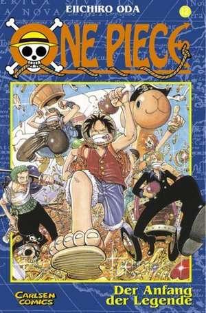 One Piece 12. Der Anfang der Legende