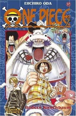 One Piece 17. Baders Kirschbaum de Eiichiro Oda