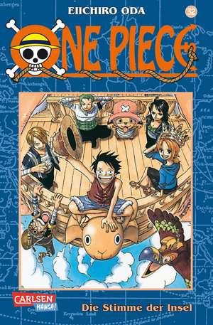 One Piece 32. Die Stimme der Insel de Eiichiro Oda
