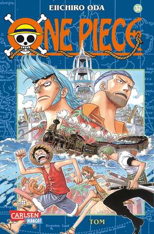 One Piece 37. Tom de Eiichiro Oda