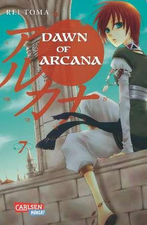 Dawn of Arcana 07 de Rei Toma