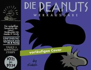 Peanuts Werkausgabe 12: 1973-1974