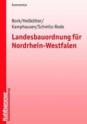 Landesbauordnung fuer Nordrhein-Westfalen