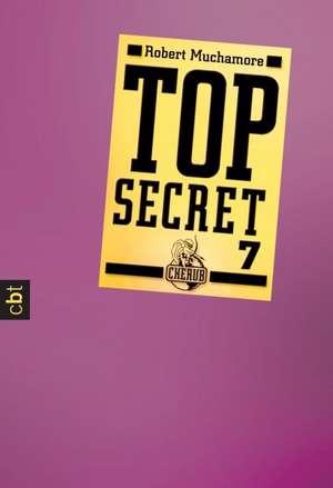 Top Secret 07. Der Verdacht