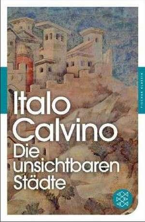Die unsichtbaren Städte de Italo Calvino