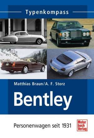 Bentley de Matthias Braun