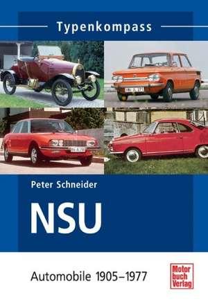 NSU-Automobile de Peter Schneider