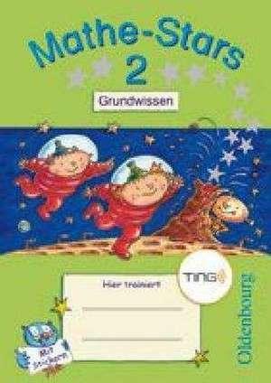 Mathe Stars 2. Schuljahr. Grundwissen
