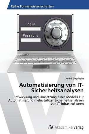 Automatisierung von IT-Sicherheitsanalysen de Zingsheim André