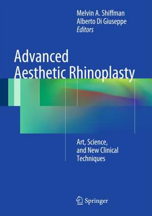 Advanced Aesthetic Rhinoplasty