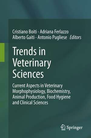 Trends in Veterinary Sciences
