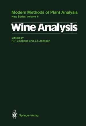 Wine Analysis de L.S. Conte