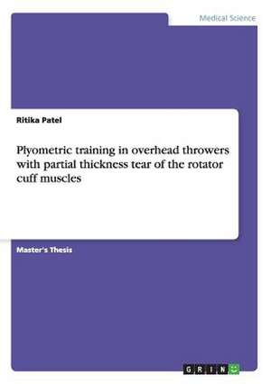 Plyometric Training in Overhead Throwers