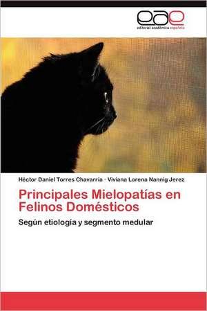 Principales Mielopatias En Felinos Domesticos
