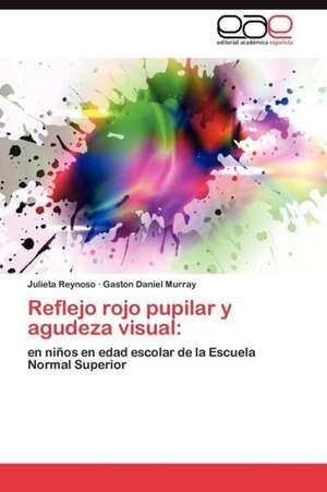 Reflejo Rojo Pupilar y Agudeza Visual