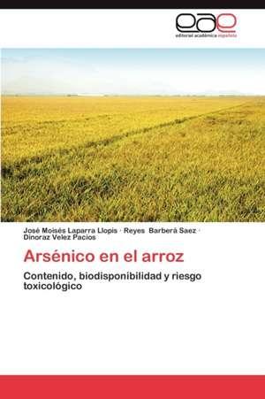 Arsenico En El Arroz